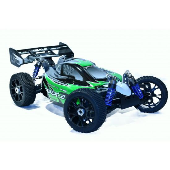 Buggy 1-8 con motore a scoppio Auto RH802nitro