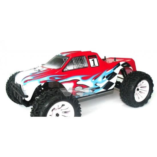Monster truck auto rc 1-10 motore a scoppio Auto RH1002M