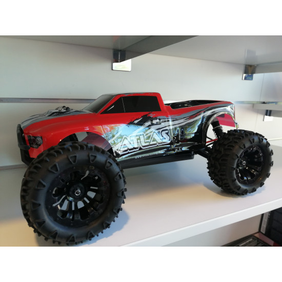 Monster Truck RC Sword 1-10 brushed 550 Auto RH1011MS
