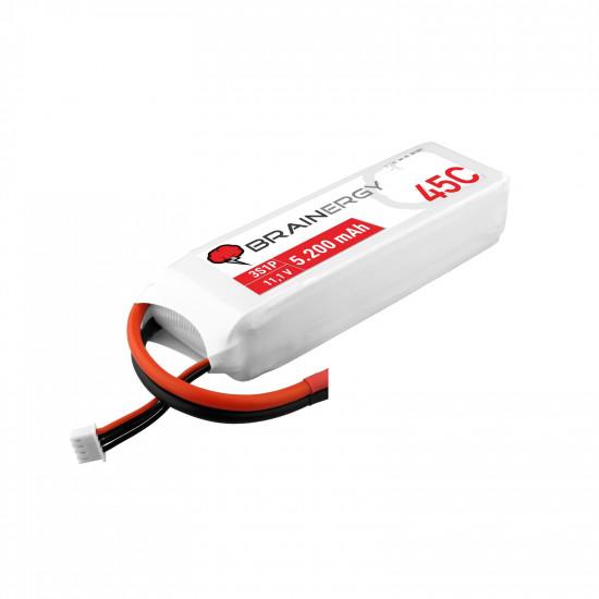 Batteria Lipo 3S 11,1V 5200Mah 45C  BR801085