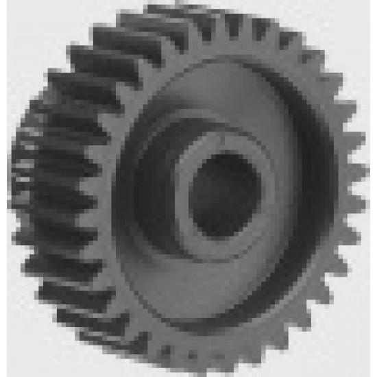K-Factory pignone 20T M1 5mm in acciaio per elettrico Pignoni K6602-20