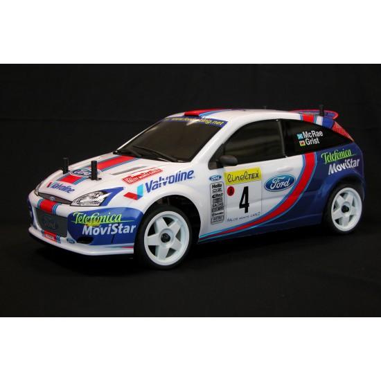FORD FOCUS WRC RTR  MC RAE  2001 Auto EZRL001