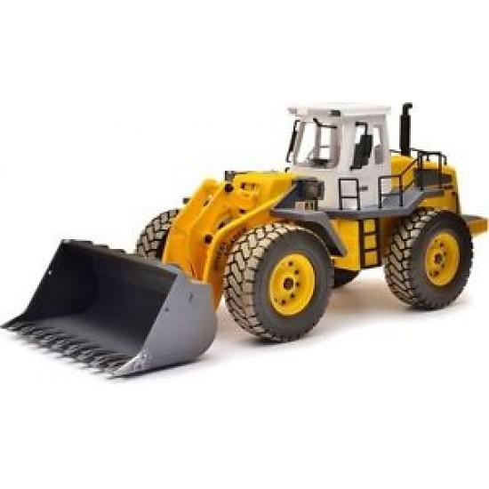 RC  PALA MECCANICA IN SCALA 1:14 Construction WHeeled Loader Mezzi da lavoro 0706c
