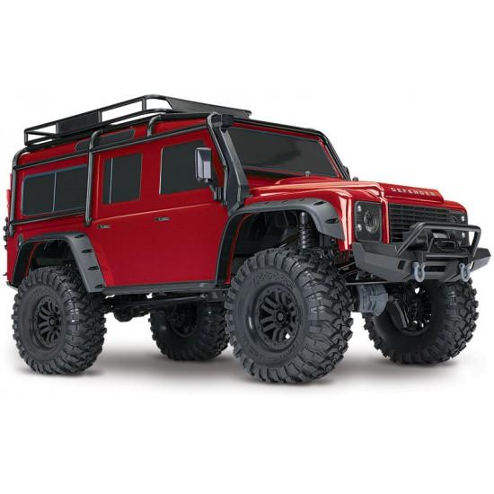 Scaler Trx4 Traxxas Auto TRX82056-4R