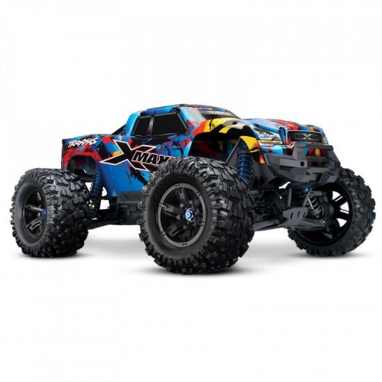 Traxxas X MAXX Monster 8s Rok n roll Auto TXX770864rnr