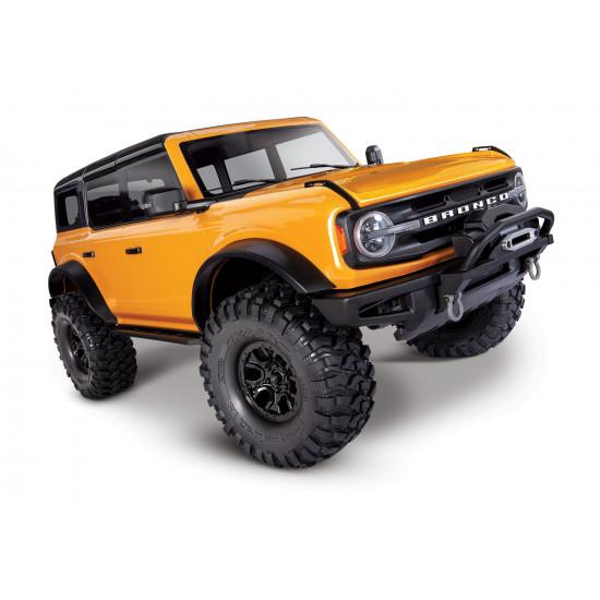 Trx4 Ford Bronco Traxxas scaler arancio Auto TXX920764ORNG