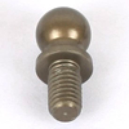 Alu 4.9mm Ball End Short(4pcs) Uniball, Manine e Tiranti r102100